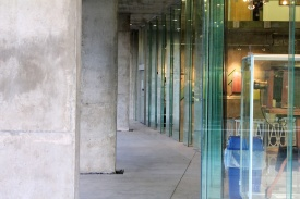 Glass Lobby