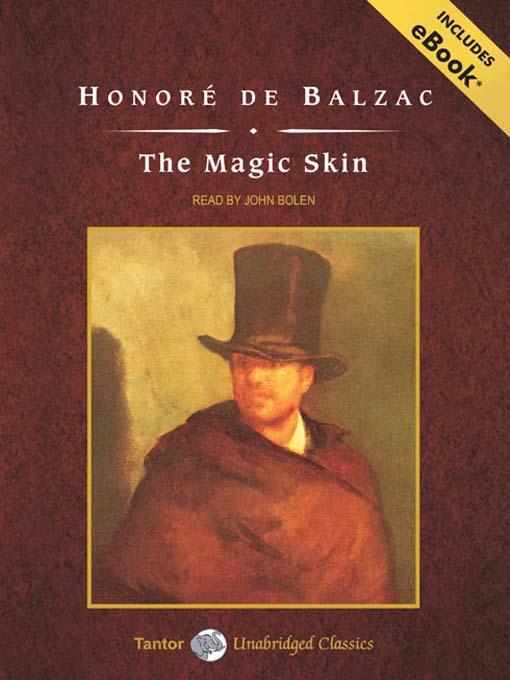 The Magic Skin by Honore de Balzac