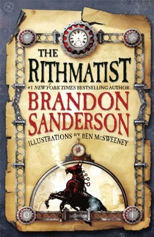 The Rithmatist by Brandon Sanderson