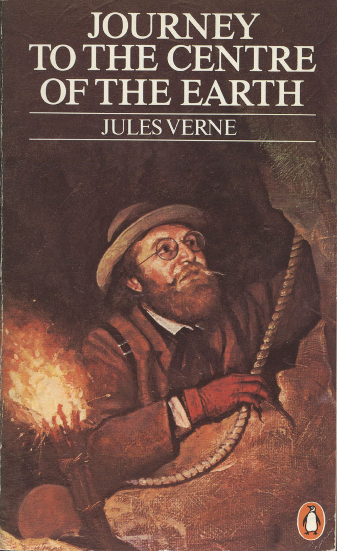 Journey to the Center of the Earth by Jules Verne | An ...