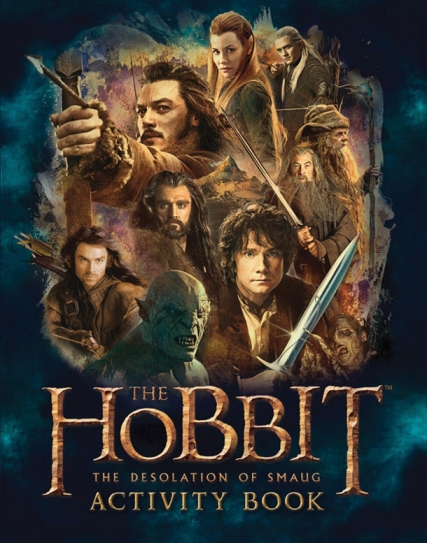 The-hobbit-the-desolation-of-smaug-activity-book