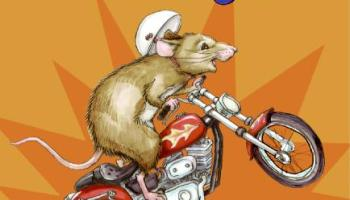 the mouse and the motorcycle cd ralph mouse