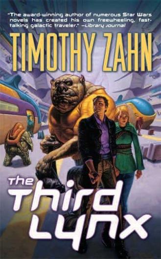 The Thid Lynx by Timothy Zahn