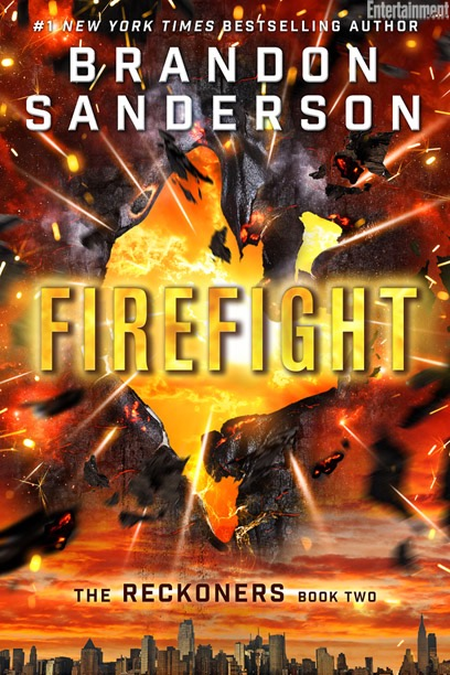 Firefight by Brandon Sanderson